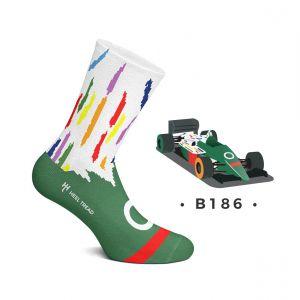 B186 Socken