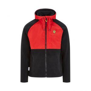 Scuderia Ferrari Fleece-Jacke