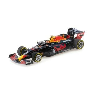 Red Bull Racing RB16 - Alexander Albon - 4º lugar Styria GP 2020 1/43