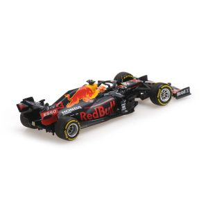 Red Bull Racing RB16 - Max Verstappen - 3. Platz Steiermark GP 2020 1:43