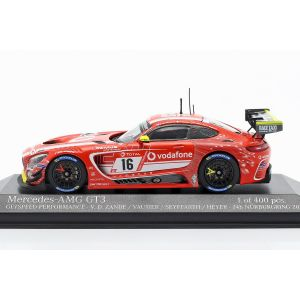Mercedes-Benz AMG GT3 #16 24h Nürburgring 2019 GetSpeed Performance 1/43