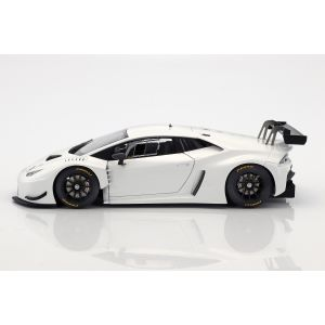 Lamborghini Huracan GT3 Año 2015 blanco 1/18