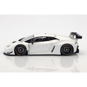 Lamborghini Huracan GT3 Year of construction 2015 white 1/18