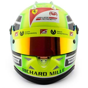 Mick Schumacher casco in miniatura 2020 1/2
