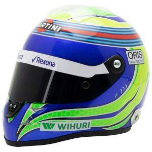 Felipe Massa miniature helmet 2016 1/2