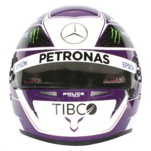 Lewis Hamilton casque miniature 2020 1/2
