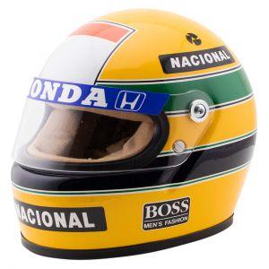 Ayrton Senna Casco 1988 in scala 1/2