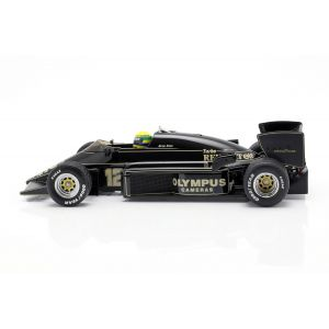 Ayrton Senna Lotus 97T #12 Ganador Portugal GP Formula 1 1985 1/18