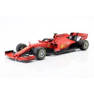 Charles Leclerc Ferrari SF90 #16 Ganador Italia GP F1 2019 1/18