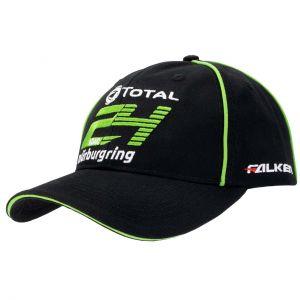 Gorra 24h Race Sponsor negro