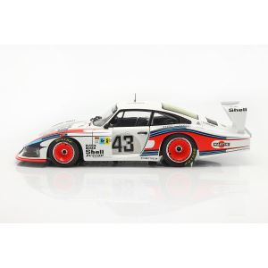 "Porsche 935/78 ""Moby Dick"" #43 8th LeMans 1978 Schurti, Stommelen 1/18"