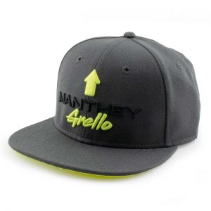 Manthey-Racing Gorra plana Grello 911