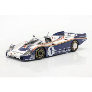 Porsche 956 LH #1 Gagnant 24h LeMans 1982 Ickx, Bell 1/18