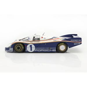 Porsche 956 LH #1 Ganador 24h LeMans 1982 Ickx, Bell 1/18