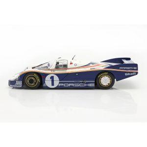 Porsche 956 LH #1 Vincitore 24h LeMans 1982 Ickx, Bell 1/18