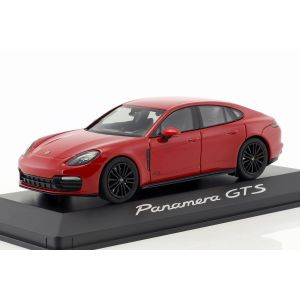 Porsche Panamera GTS Baujahr 2016 karminrot 1:43