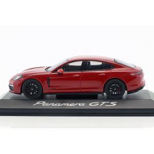Porsche Panamera GTS Année de fabrication 2016 rouge carmin 1/43