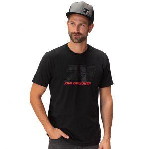 Kimi Räikkkönen T-Shirt Cross 7