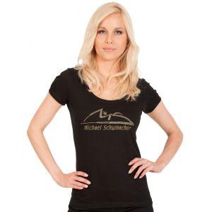 Michael Schumacher Top Logo para Mujer