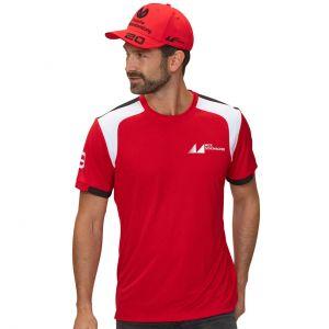 Maglietta Mick Schumacher rossa