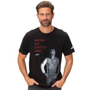 Camiseta Mick Schumacher Claim negra