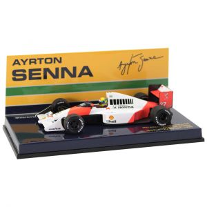 Ayrton Senna McLaren Honda MP 4/5B World Champion 1990 1/43