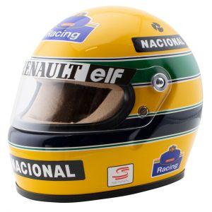 Ayrton Senna Casco 1994 Scala 1/2