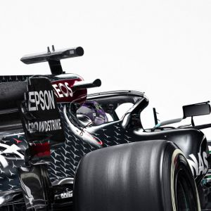 Poster Mercedes-AMG Petronas F1 Team - Steiermark GP 2020 - Lewis Hamilton
