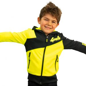 Manthey-Racing Kids Zip Hoodie Grello 911