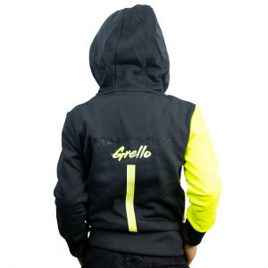 Manthey-Racing Niños Chaqueta con capucha Grello 911