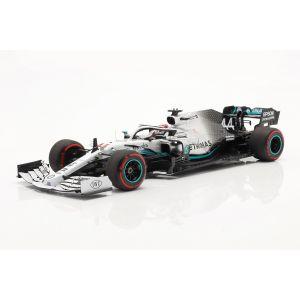 Lewis Hamilton - Mercedes-AMG Petronas Motorsport F1 W10 EQ Power - Allemagne GP 2019 1/18