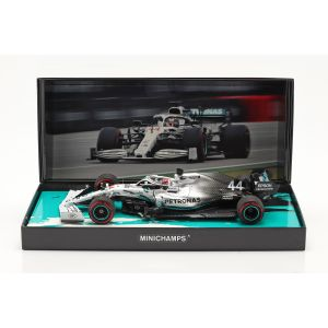 Lewis Hamilton - Mercedes-AMG Petronas Motorsport F1 W10 EQ Power - GP de Alemania 2019 1/18