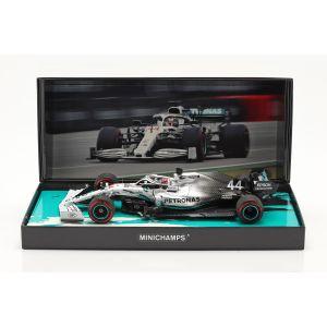 Lewis Hamilton - Mercedes-AMG Petronas Motorsport F1 W10 EQ Power - GP Germania 2019 1/18