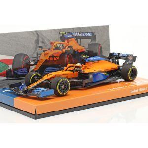 Lando Norris - McLaren Renault MCL35 - 1er Podio GP Austria F1 2020 1/43