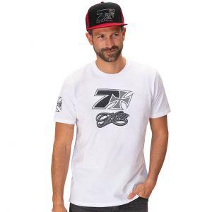 Kimi Räikkönen Camiseta OG blanco