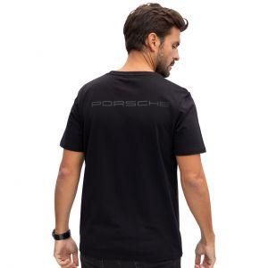 Porsche Motorsport T-Shirt schwarz