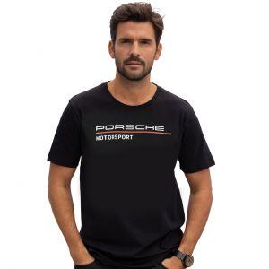 Porsche Motorsport Maglietta nero