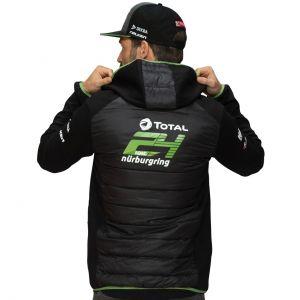 24h-Rennen Hybrid-Jacke Sponsor 2020