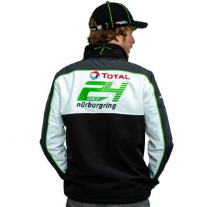 24h Race Softshell Jacket Sponsor