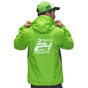 24h Race Windbreaker Fan