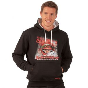 Felpa con cappuccio Michael Schumacher Challenge Tour