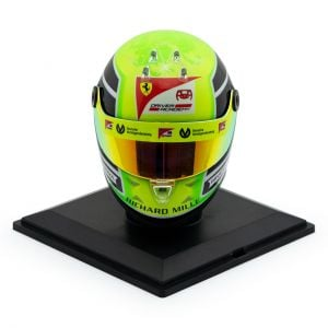 Mick Schumacher casco in miniatura 2020 1/4