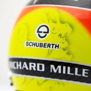 Mick Schumacher Miniaturhelm 2020 1:4