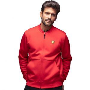 Scuderia Ferrari Sweat Jacket rouge
