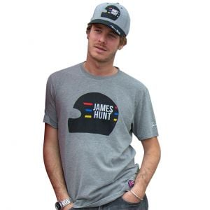James Hunt T-Shirt Nürburgring