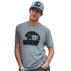 James Hunt T-Shirt Nürburgring
