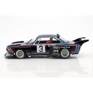BMW 3.5 CSL #3 6h Silverstone 1976 de Fierlant, Grohs 1/18