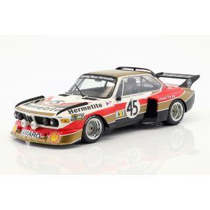 BMW 3.5 CSL #45 24h Le Mans 1976 Fitzpatrick, Walkinshaw 1/18
