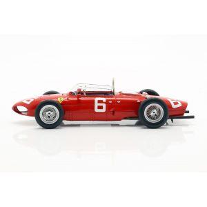 Richie Ginther Ferrari 156 Sharknose #6 Belgien GP F1 1961 1:18
