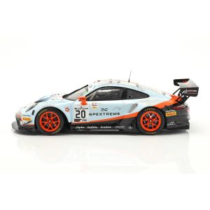 Porsche 911 GT3 R #20 Sieger 24h Spa 2019 Dirty Race Version 1:18